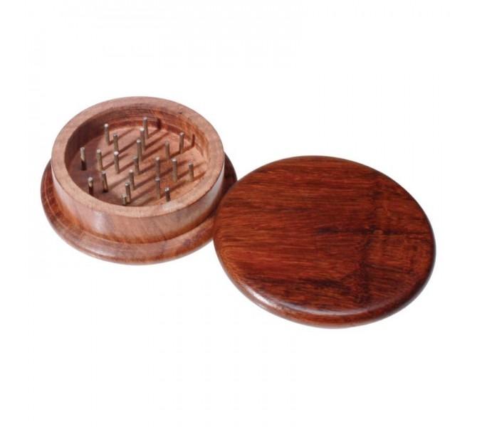 Drewniany Młynek (Ø60mm, 2 częśći)
